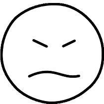 Stick Emoji for iMessage messages sticker-9