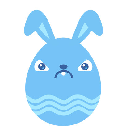 Rabbit Sticker messages sticker-0
