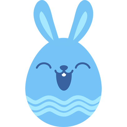 Rabbit Sticker messages sticker-1