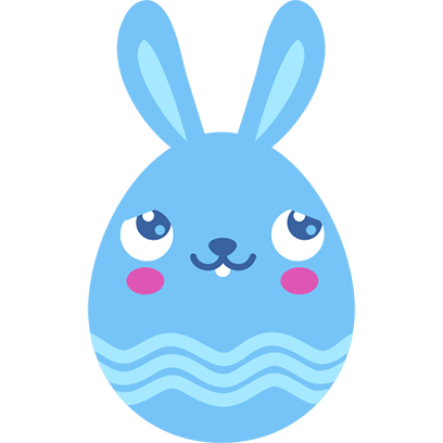Rabbit Sticker messages sticker-6