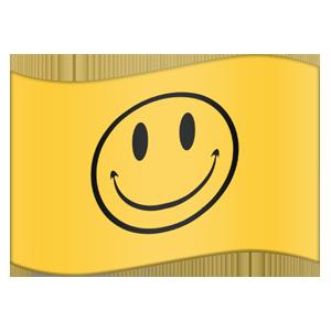 Emojipedia Flag Stickers messages sticker-9