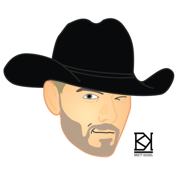 Brett Kissel Sticker Pack messages sticker-0