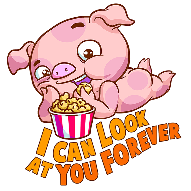Moodtoons: Fun Stickers for Friends and Lovers messages sticker-9