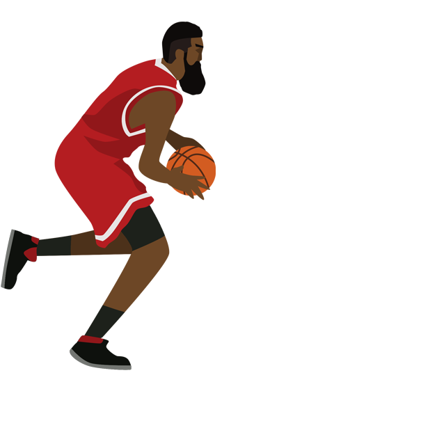 Basketball Animations messages sticker-3