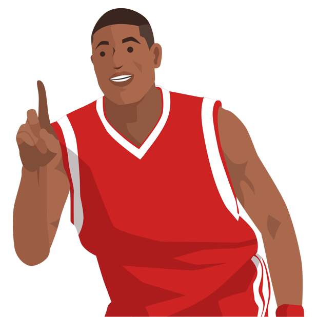 Basketball Animations messages sticker-8