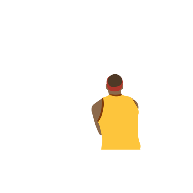 Basketball Animations messages sticker-7