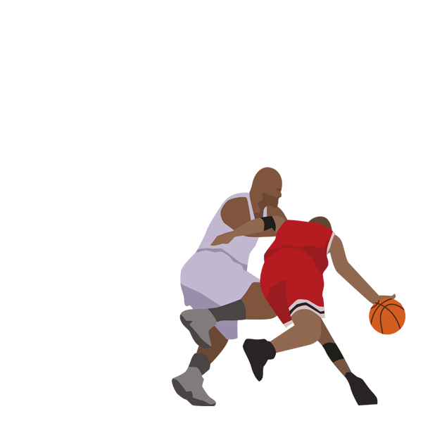 Basketball Animations messages sticker-4