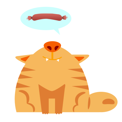 Cats Stickers messages sticker-0