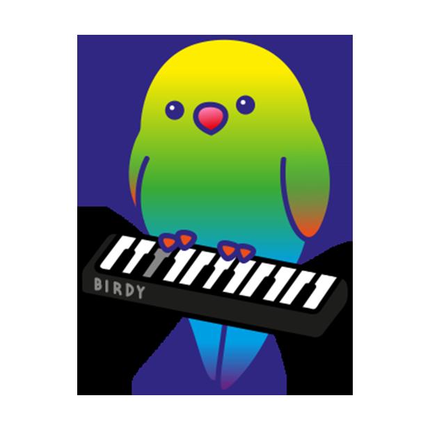 Birdy Sticker Pack messages sticker-6