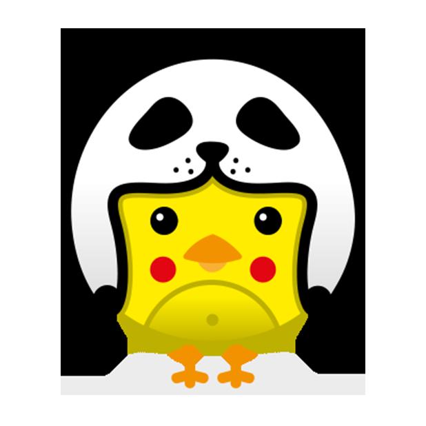 Birdy Sticker Pack messages sticker-5