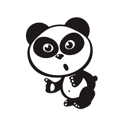 Happy Panda Stickers messages sticker-10