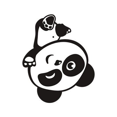 Happy Panda Stickers messages sticker-6