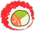 Sushi Stickles messages sticker-10