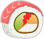 Sushi Stickles messages sticker-9