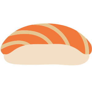 Sushi Sticker Pack for iMessage messages sticker-6