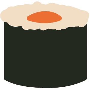 Sushi Sticker Pack for iMessage messages sticker-4