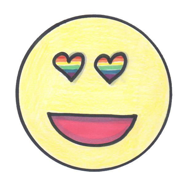LGBT+ Pride messages sticker-4