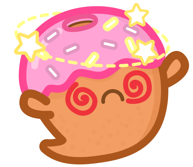 Donut Ghost messages sticker-10