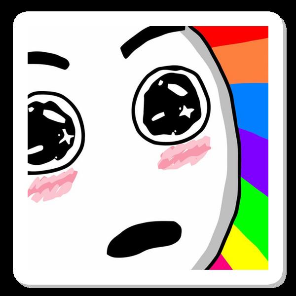 Meme Sticker messages sticker-8