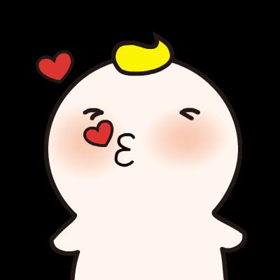 Lala - Let's Emoji! messages sticker-10