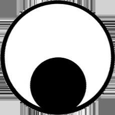 Googly Eyes Sticker Pack messages sticker-0