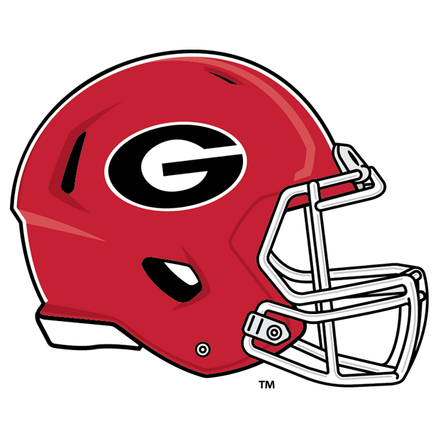 UGA Stickers messages sticker-10