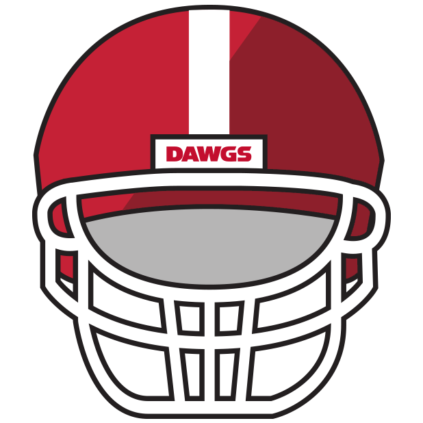UGA Stickers messages sticker-11