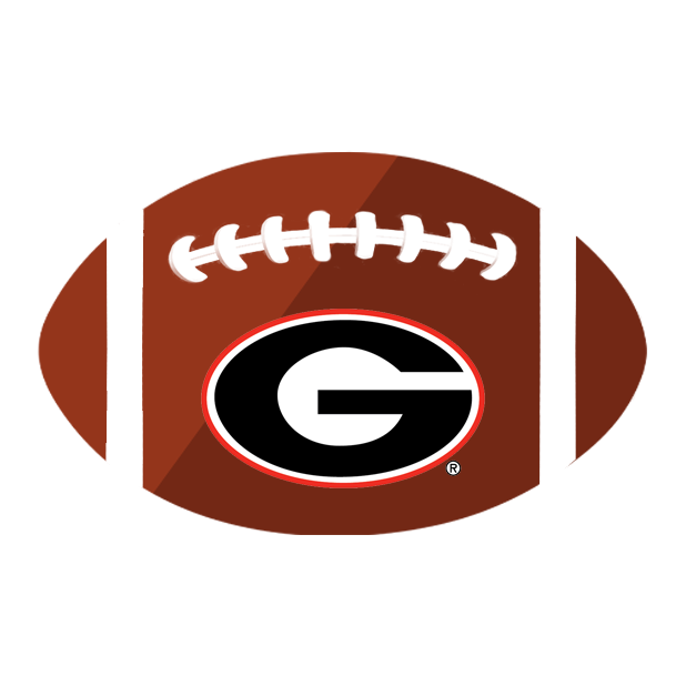 UGA Stickers messages sticker-2