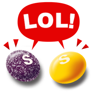 Skittles Emoji messages sticker-4