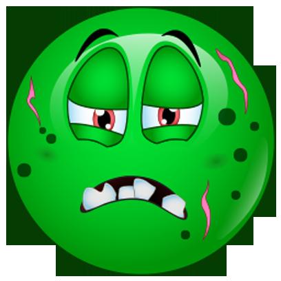 Halloween Monster Emojis messages sticker-1