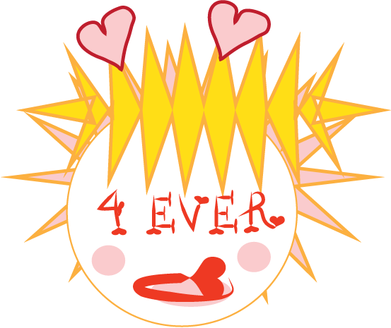 True Love Forever emoji stickers - Miss you always messages sticker-8