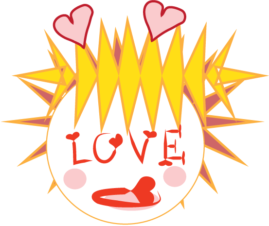 True Love Forever emoji stickers - Miss you always messages sticker-11