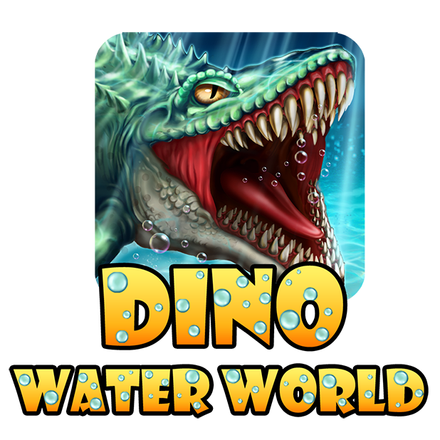 Dino Water World Stickers messages sticker-9