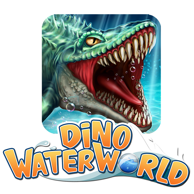 Dino Water World Stickers messages sticker-8