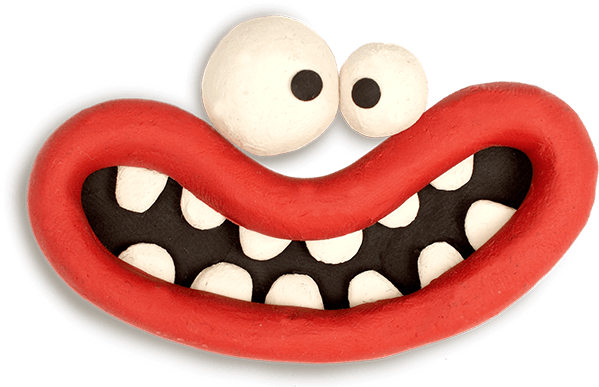 Aardman Face Bomb messages sticker-10