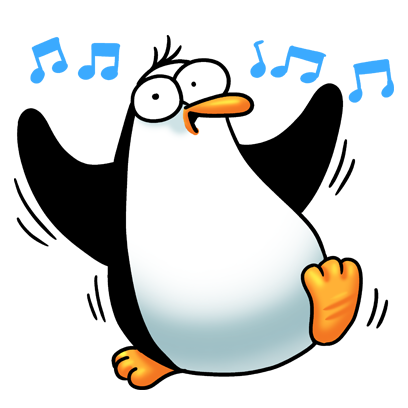 Penguen Stickers messages sticker-7