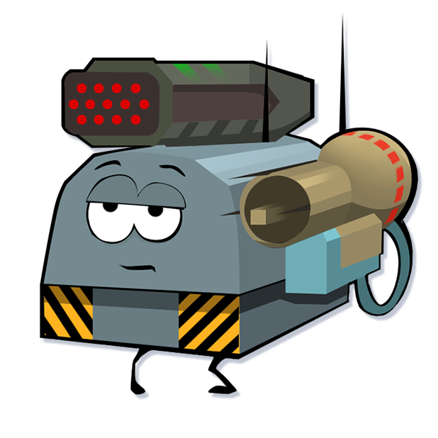 War Robots Stickers messages sticker-9