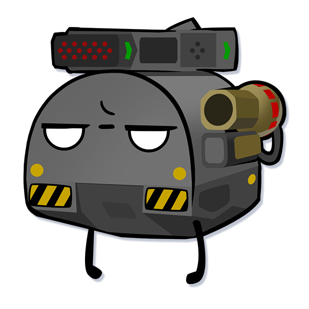 War Robots Stickers messages sticker-7