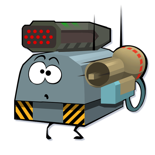 War Robots Stickers messages sticker-8