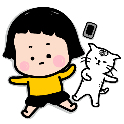 Mobile Girl, MiM Lite - Mango Sticker messages sticker-6