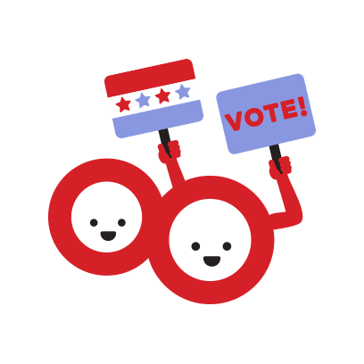 Actionmoji by Global Citizen messages sticker-7