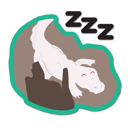 Swamp Life by Claude messages sticker-9