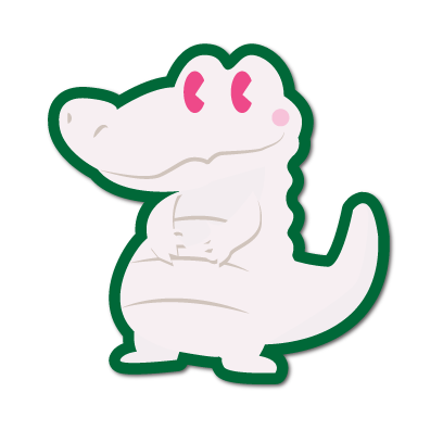 Swamp Life by Claude messages sticker-1