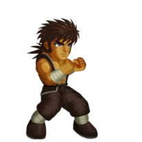 Hero Fighter X sticker pack messages sticker-11