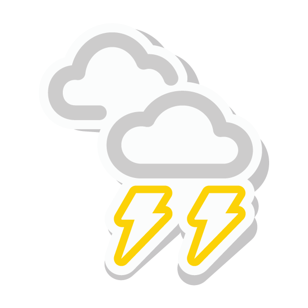 Ibbleobble Weather Stickers for iMessage messages sticker-9