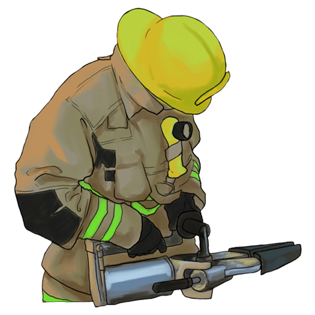 Firefighter Stickers messages sticker-3