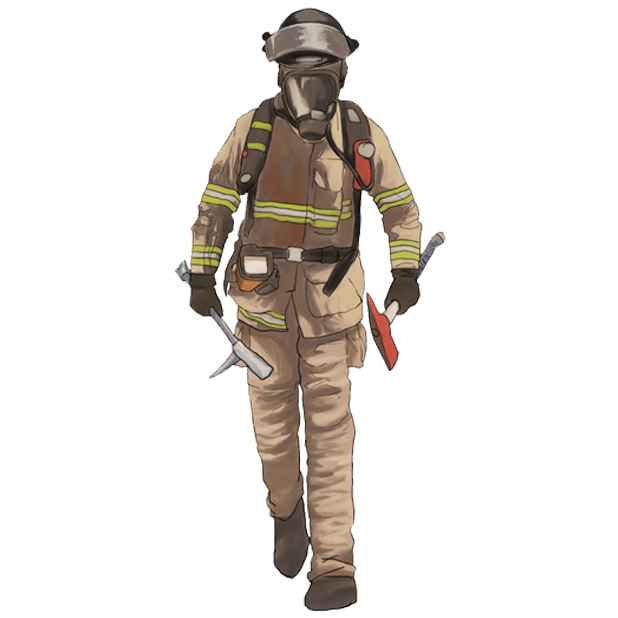 Firefighter Stickers messages sticker-4