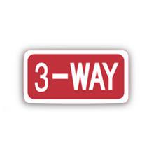 SignMoji: US Road Signs 1 messages sticker-5