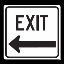 SignMoji: US Road Signs 2 messages sticker-6