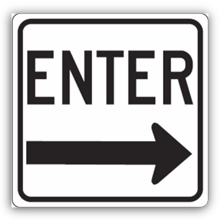SignMoji: US Road Signs 2 messages sticker-7